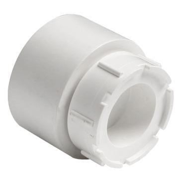万鑫军联/WXJL 国标U-PVC排水管件 清扫口,110mm