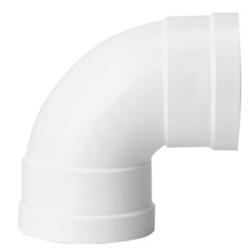 万鑫军联/WXJL U-PVC给水管件 弯头,40mm