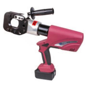 贝特电动液压切刀,切断范围铜/铝电缆、钢芯铝绞线ø55,钢棒ø22mm,出力12T(ECT-55)