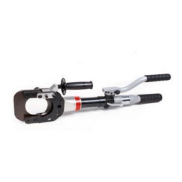 贝特手动液压切刀,最大切断范围Φ85mm铜/铝电缆,出力6T(HC-85)