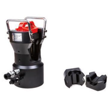 贝特分体式压接机,出力100T 行程22mm,铜/铝套管最大外径76mm(PCS-100)