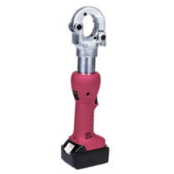 贝特电动迷你压接钳,压接范围铜6-300 mm²,出力5T(ECT-6022M)