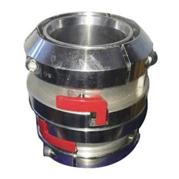 三江 消防泵接口,鋁制,口徑150