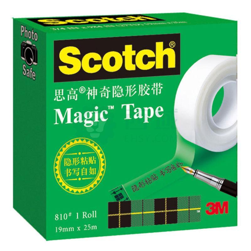 """阳光照明图片_3M思高 胶带,810 隐形胶带 -- 3/4""""*25M,单个【多少钱 规格参数 ..."""