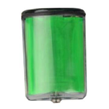 华荣 WAROM 方位灯 GAD101 绿 含2节电池,单位:个