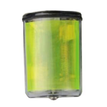 华荣 WAROM 防爆方位灯 BAD101 黄 含2节电池,单位:个