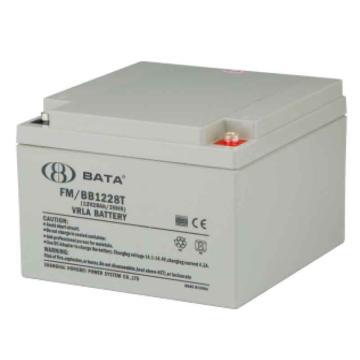 BATA 蓄电池 FM/BB1228T 12V28AH/20HR