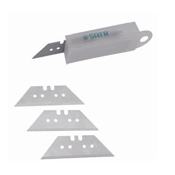 世达刀片,实用刀梯形刀片 10片/盒,93434A