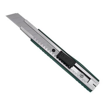 世达美工刀,锌合金 8节18x100mm, 93425A