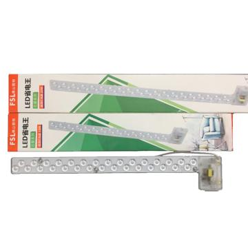 佛山照明 芯爱系列 省电王520长 20W 6500k 白光 吸顶灯改造灯板 灯贴 磁铁吸附,单位:个
