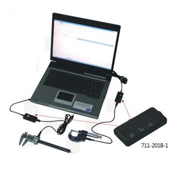 广陆 USB数据采集适配器,模拟键盘型,711-201B-1