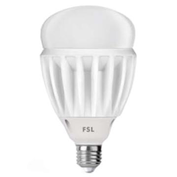佛山照明 超炫三代大功率球泡A140 55W E40 白光 直径140mm 高度242mm