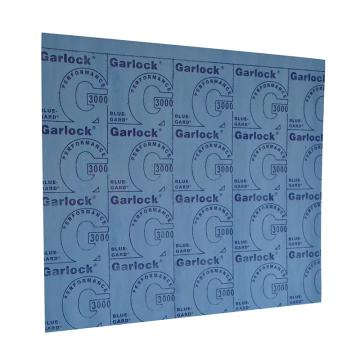 "Garlock BLUE-GARD 3000 高性能无石棉板材 30""x30""x1/32""英寸(750*750*0.8mm)"