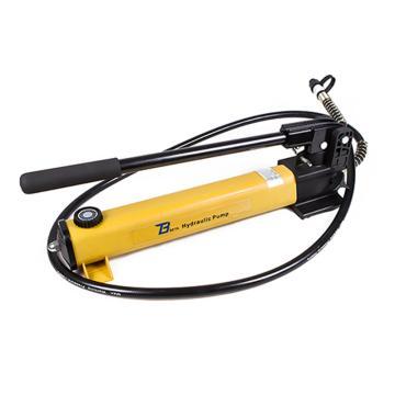 贝特手动液压泵,储油量1L高压流量2.5cc/次低压流量11.5cc/次,HP-700