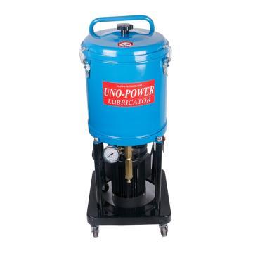 佑能電動高壓注油機,容量25L 適于0-3#黃油加注,4米油管,UP-20DG