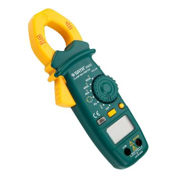 世达/SATA 钳形万用表,交直流,03022