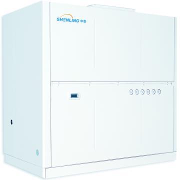 申菱 5P风冷单冷柜式空调机,LF14NH(后回风,顶出风型),380V,制冷量13.6KW。不含安装及风管等辅材。区域限售