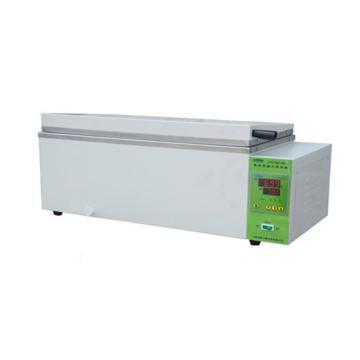 电热恒温水温箱,HH·W21·420S,37℃~65℃