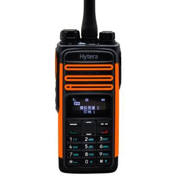 海能达 商业数字对讲机,TD580