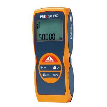 普瑞测 手持激光测距仪,0.05-50米,P50