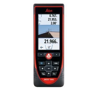 徕卡 手持激光测距仪,0.05-300米 S910