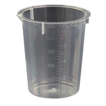 塑料烧杯,250ml,5个/包