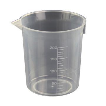 塑料烧杯,200ml,5个/包