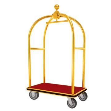 行李车,1070*630*1870(mm),金色