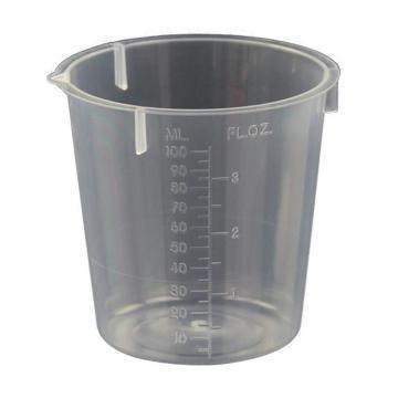 塑料烧杯,100ml,5个/包