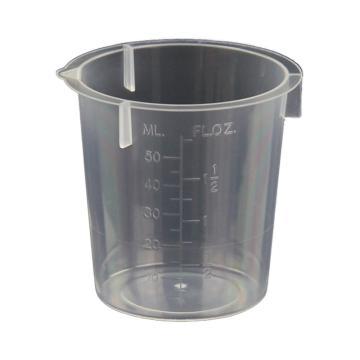 塑料烧杯,50ml,10个/包