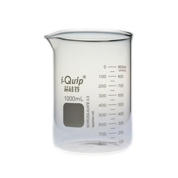 玻璃烧杯,50ml,24个/盒