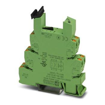菲尼克斯 继电器底座,PLC-BPT- 24DC/21-21,2900283