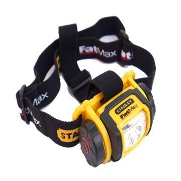 史丹利 FMHT70767A-23  FATMAX超亮LED头灯1W-3AAA