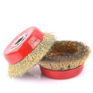 碗型角磨机抛光打磨轮,外径90mm 内径16mm,适于4寸角磨机