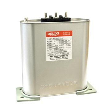 德力西DELIXI 自愈式低压电容器,BSMJS-0-0.45-30-3-D BSMJS00450003003D