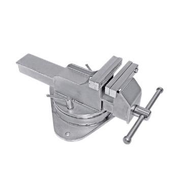 桥防304不锈钢台虎钳,75mm,T88620-02