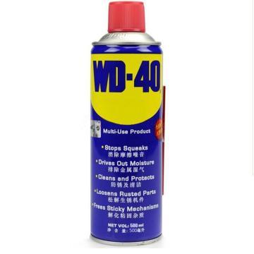 武迪 WD-40,除湿防锈 润滑剂,500ml/瓶,24瓶/箱
