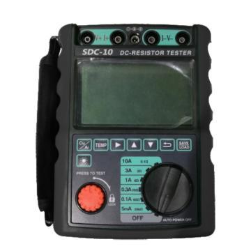 豪克斯特/HXOT 便携式、可充电直流电阻测试仪,SDC-10
