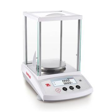 奥豪斯PR系列天平,PR124ZH/E,量程:120 g,可读性:0.1 mg