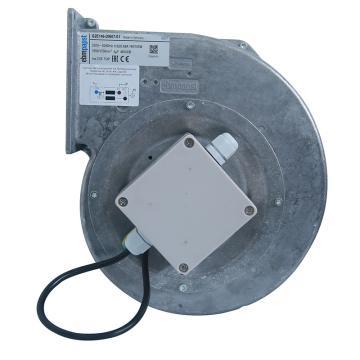 ebmpapst 散热风扇 G2E146-DW07-01/G10配接线盒,加网罩(替代原型号G2E146-DW07-10)