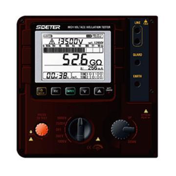艾斯米特/SMETER 绝缘电阻测试仪,S327