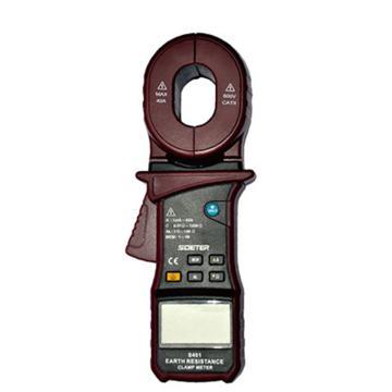 艾斯米特/SMETER 钳形接地电阻测试仪,S401