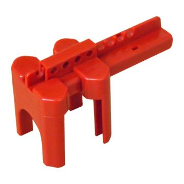 都克 小号球阀锁具,适用于13-64mm管道直径