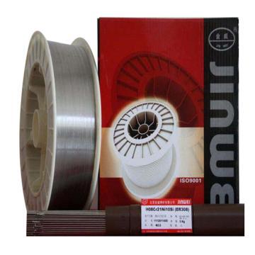 北京金威ER308,MIG不锈钢焊丝,直径0.8mm,15公斤/箱