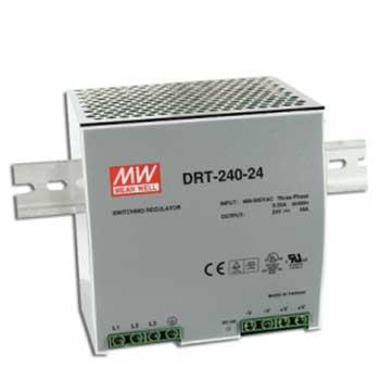 明纬 开关电源,DRT-480-24