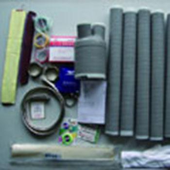 科锐 35KV加长型全冷缩三芯电缆附件  ,PLS35-3-3*50~95