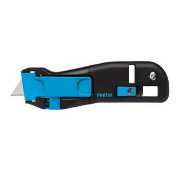 Martor 安全刀具,弹簧伸缩安全刀具  02104