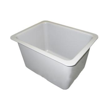 台雄水槽,SAN-5102G,PP,中型,内径:385x285x275mm,灰色