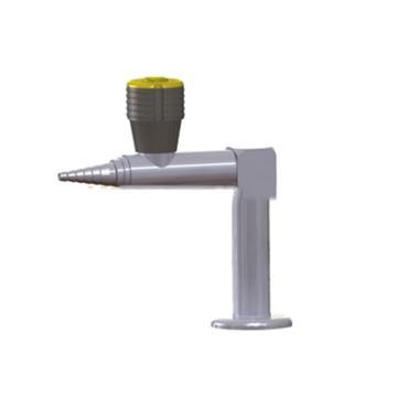 台雄气体考克,SAN-23101,立式,单口