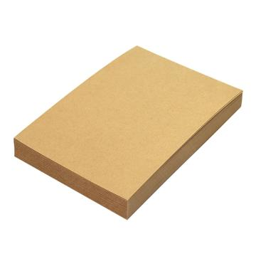A4牛皮纸,牛皮账本封面 牛皮包装纸 120g 单位:张